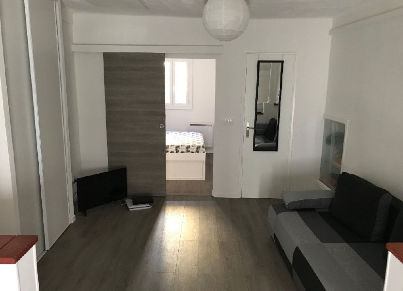 Appartement à louer 29.56m2 à Antibes