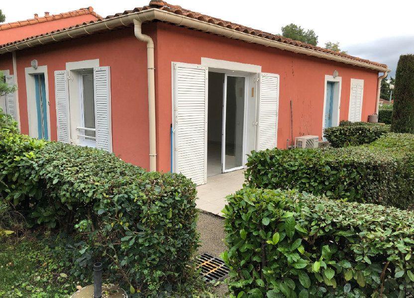 Appartement à vendre 42m2 à Grasse