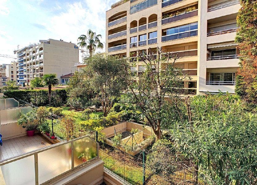Appartement à vendre 52.8m2 à Juan-les-Pins - Antibes