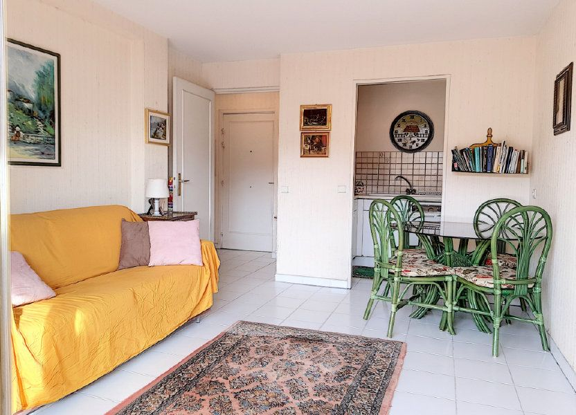 Appartement à vendre 51m2 à Juan-les-Pins - Antibes