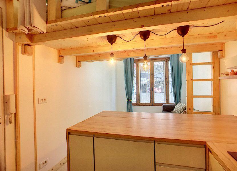 Appartement à vendre 23.65m2 à Antibes