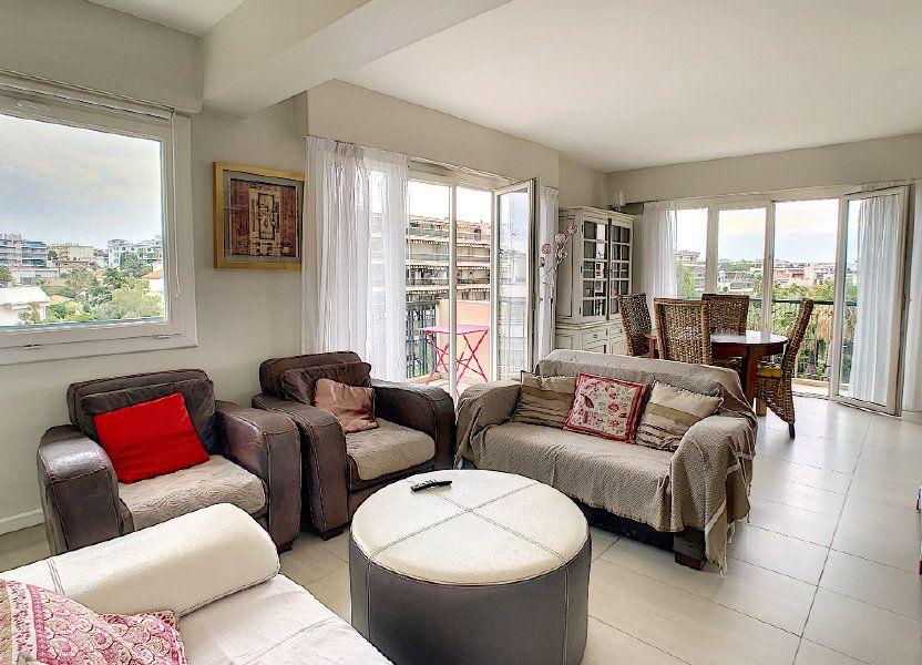 Appartement à vendre 75m2 à Juan-les-Pins - Antibes