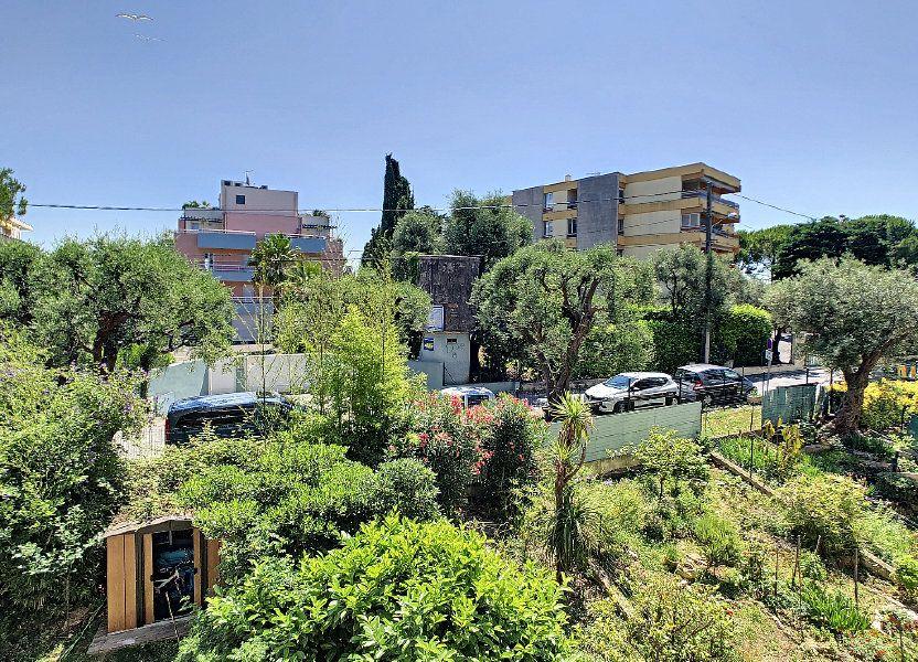 Appartement à vendre 57.97m2 à Antibes
