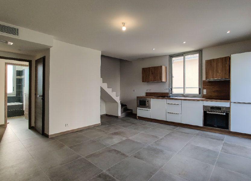 Appartement à vendre 57m2 à Juan-les-Pins - Antibes