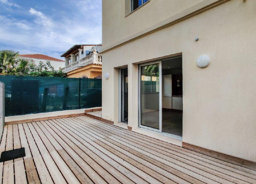 Appartement à vendre 42m2 à Juan-les-Pins - Antibes