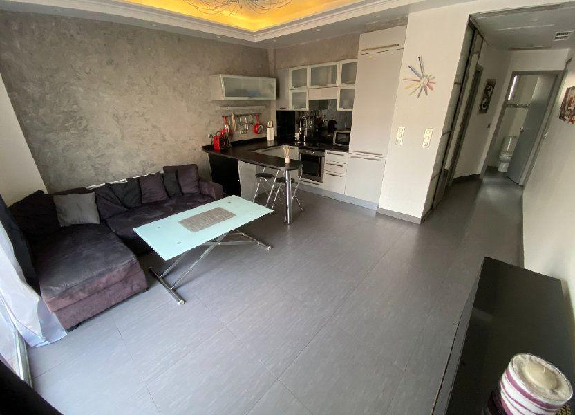 Appartement à louer 36.18m2 à Vallauris