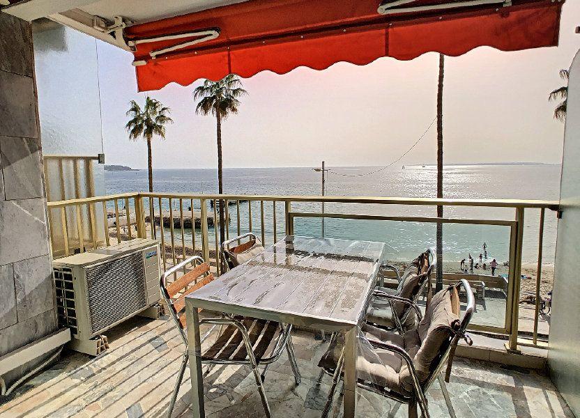 Appartement à vendre 67.34m2 à Juan-les-Pins - Antibes