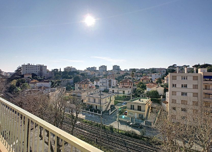 Appartement à vendre 61.09m2 à Antibes