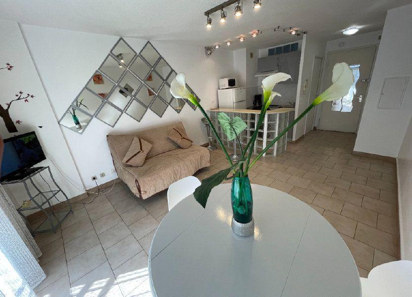 Appartement à louer 26.22m2 à Antibes