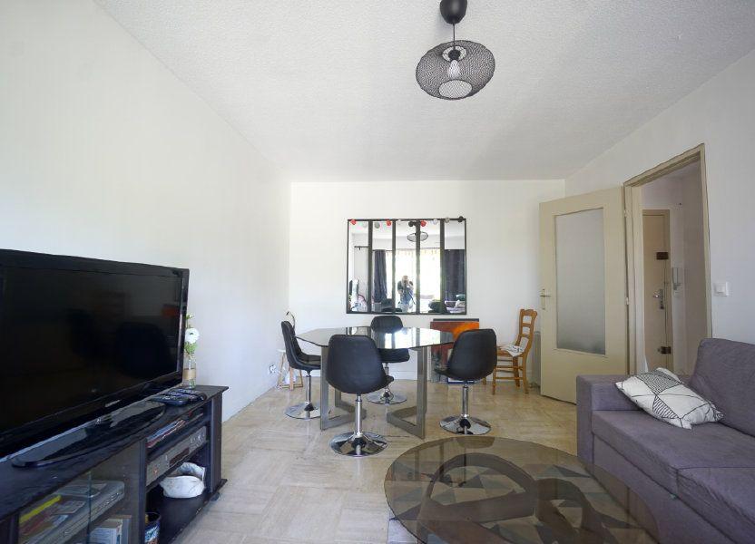 Appartement à louer 45.5m2 à Le Cannet