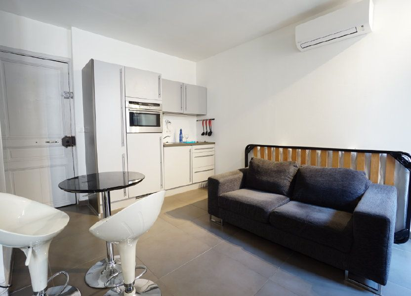 Appartement à vendre 26.05m2 à Cannes