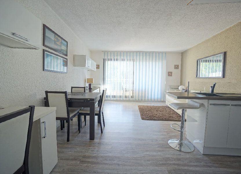 Appartement à louer 33.66m2 à Le Cannet