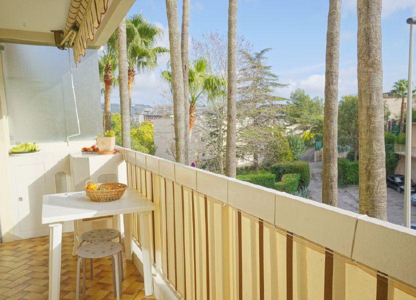 Appartement à vendre 62m2 à Cannes