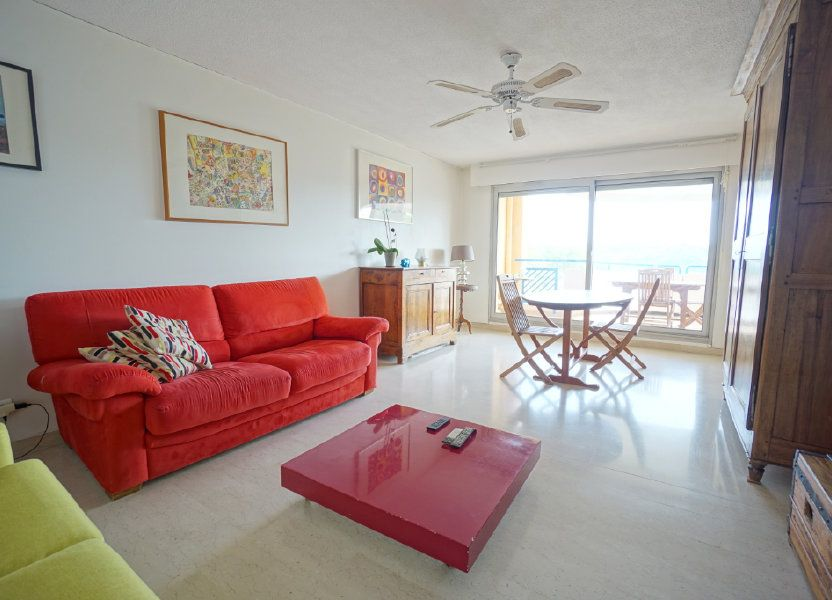 Appartement à vendre 72.45m2 à Cannes