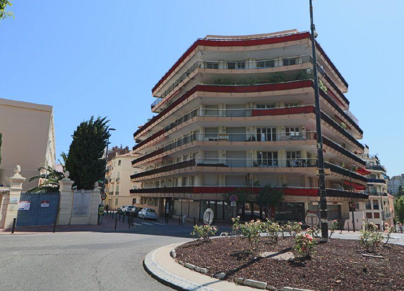 Appartement à vendre 53.19m2 à Cannes