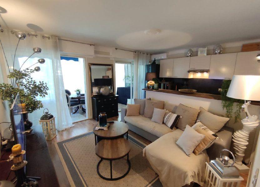 Appartement à vendre 35.72m2 à Cannes