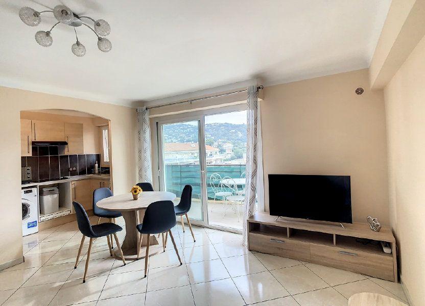 Appartement à vendre 49m2 à Le Cannet