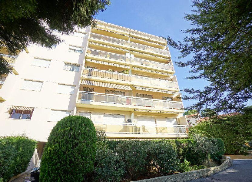 Appartement à louer 40.36m2 à Le Cannet