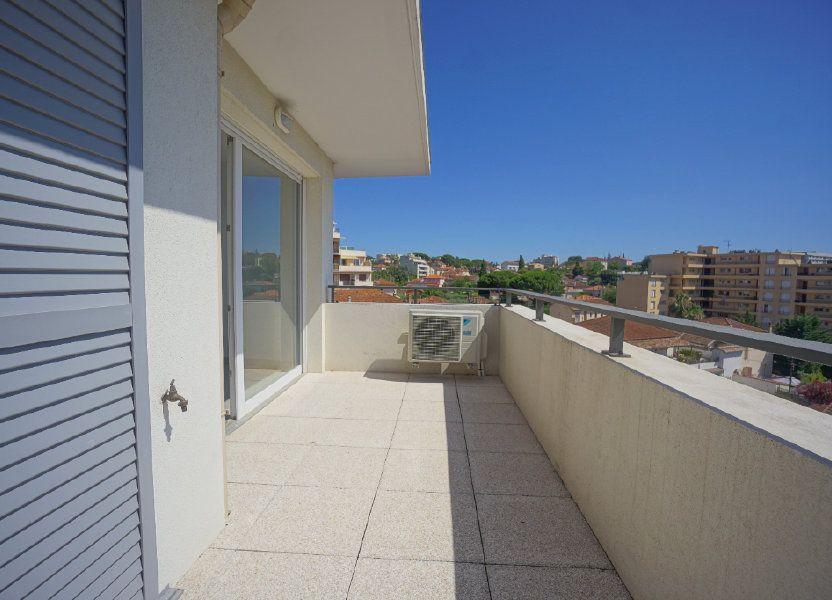Appartement à louer 60.51m2 à Le Cannet