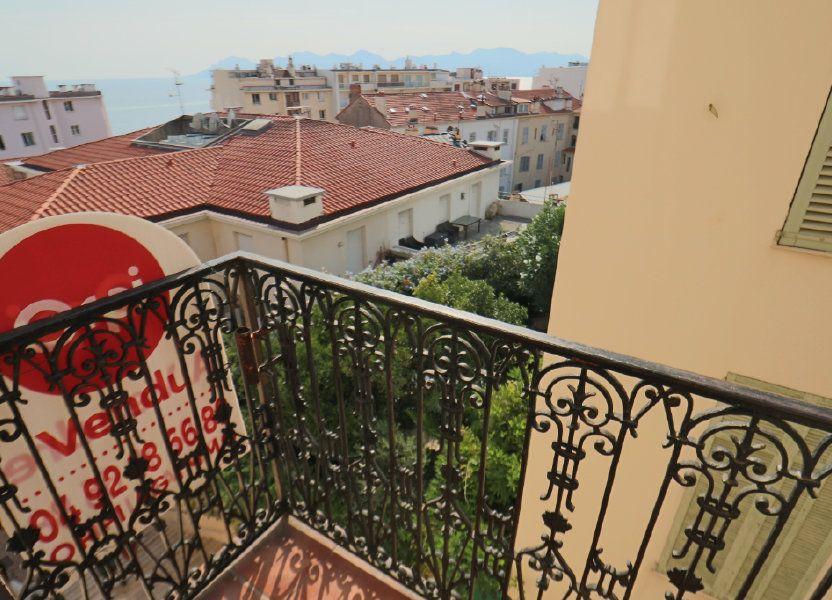 Appartement à vendre 42.73m2 à Cannes