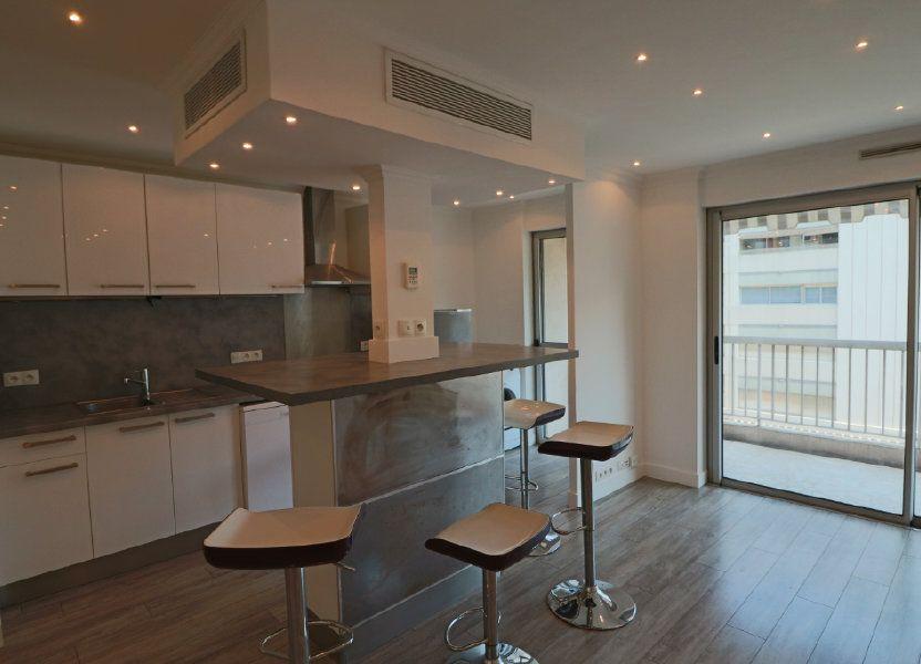 Appartement à louer 45.38m2 à Cannes