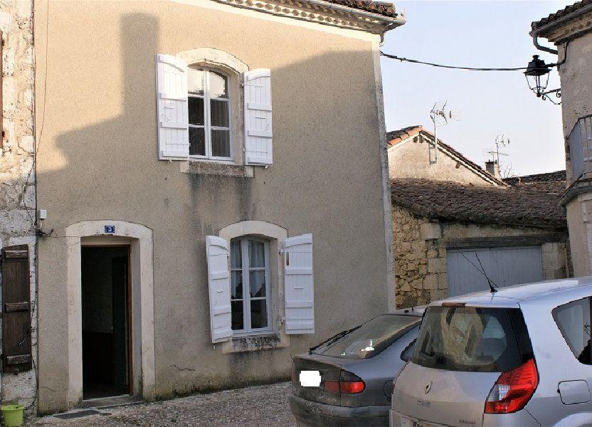 Maison à vendre 80.15m2 à Saint-Clar