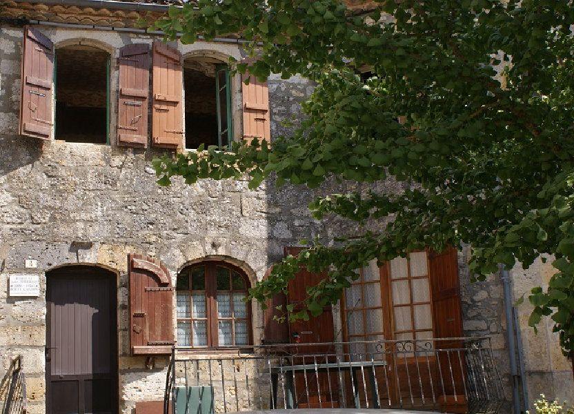 Maison à vendre 123m2 à Miradoux