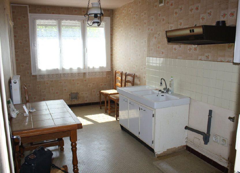 Appartement à vendre 63.39m2 à Auxerre