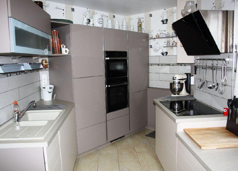 Appartement à vendre 133m2 à Auxerre