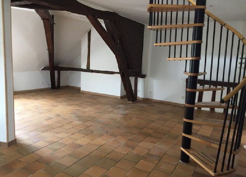 Appartement à vendre 80.65m2 à Auxerre