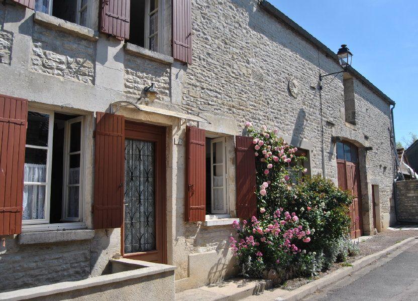 Maison à vendre 71m2 à Poilly-sur-Serein