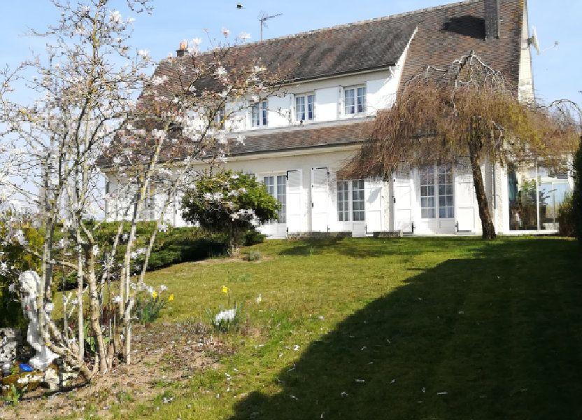 Maison à vendre 182m2 à Vergigny
