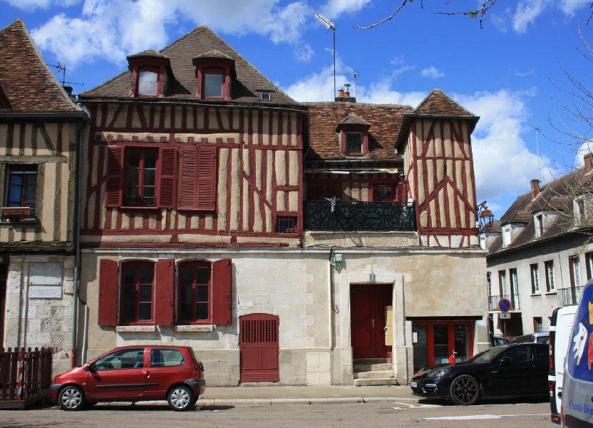 Immeuble à vendre 158m2 à Auxerre