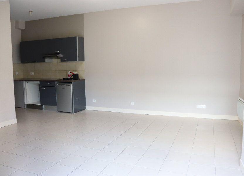 Appartement à louer 40.46m2 à Auxerre