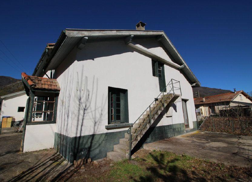 Maison à vendre 80.44m2 à Vicdessos