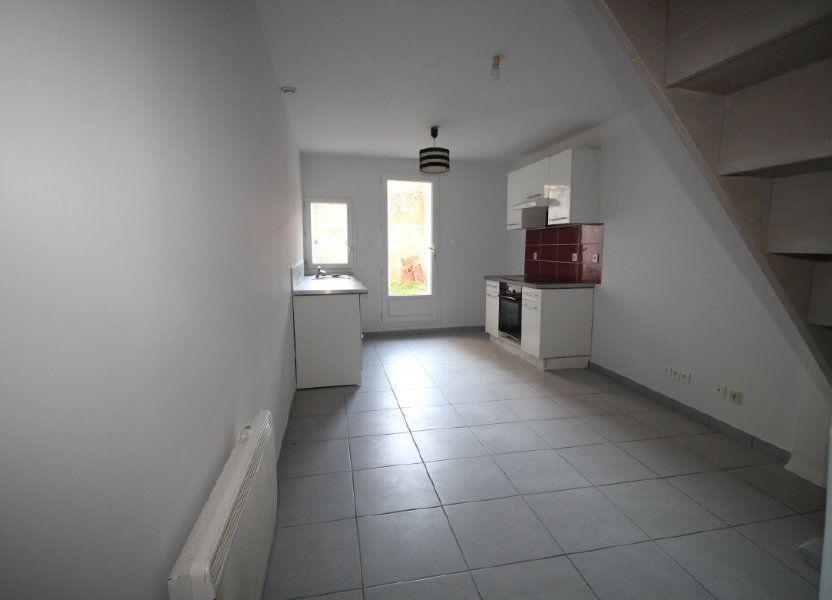 Appartement à louer 41.72m2 à Mirepoix