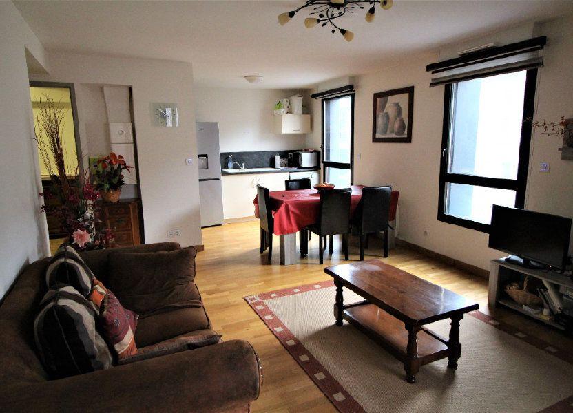 Appartement à louer 53.79m2 à Foix