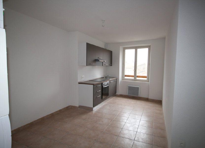 Appartement à louer 56.87m2 à Varilhes