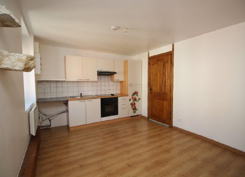 Appartement à louer 25m2 à Mirepoix