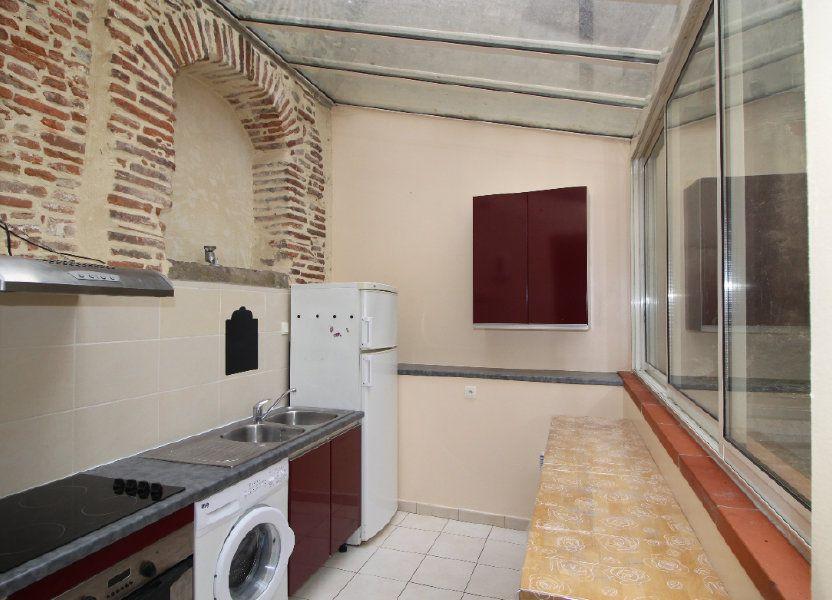 Appartement à louer 36.28m2 à Pamiers