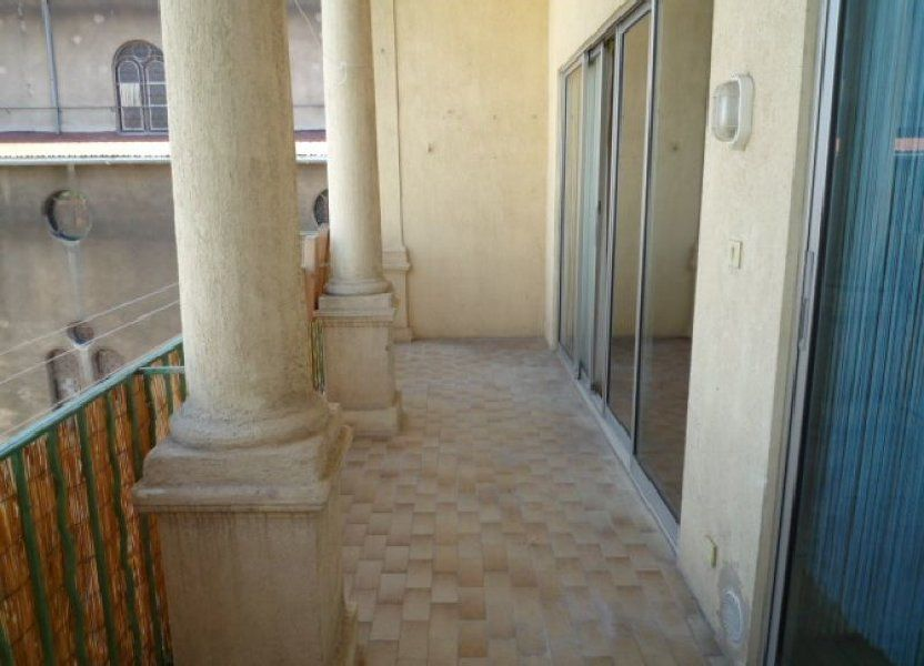 Appartement à louer 81.01m2 à Marseille 6