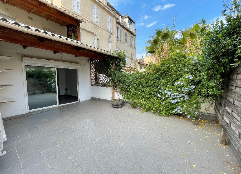 Appartement à louer 65m2 à Marseille 6