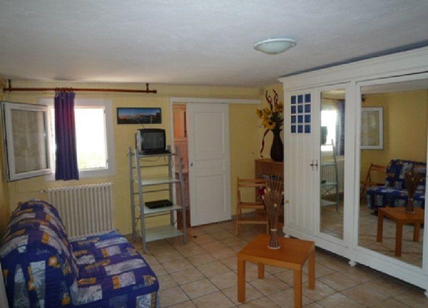 Appartement à louer 37m2 à Marseille 8