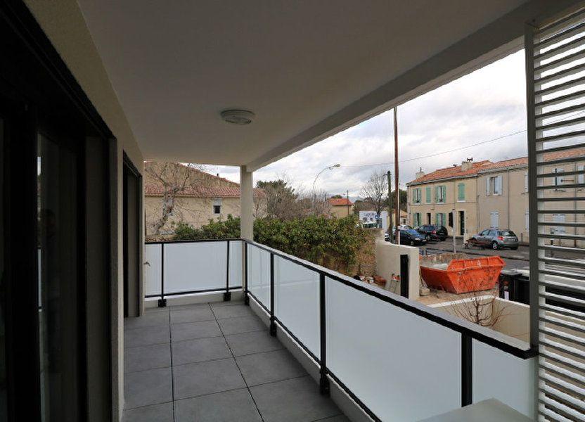 Appartement à louer 52.42m2 à Marseille 12