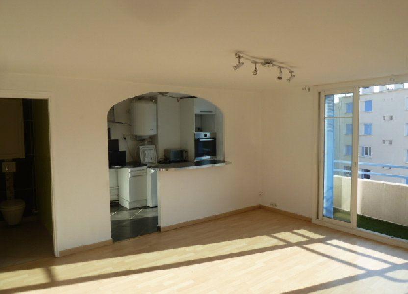 Appartement à louer 55.03m2 à Marseille 12