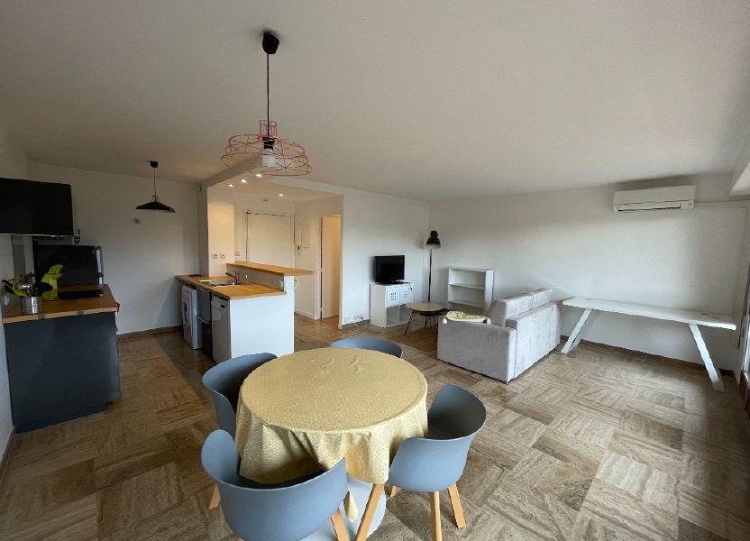 Appartement à louer 55.06m2 à Marseille 9