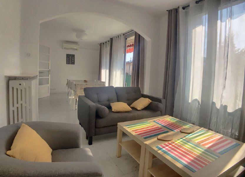 Appartement à louer 75.52m2 à Marseille 9