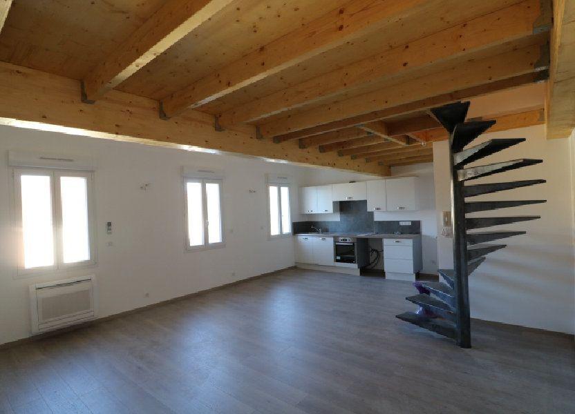 Appartement à louer 49.88m2 à Marseille 9