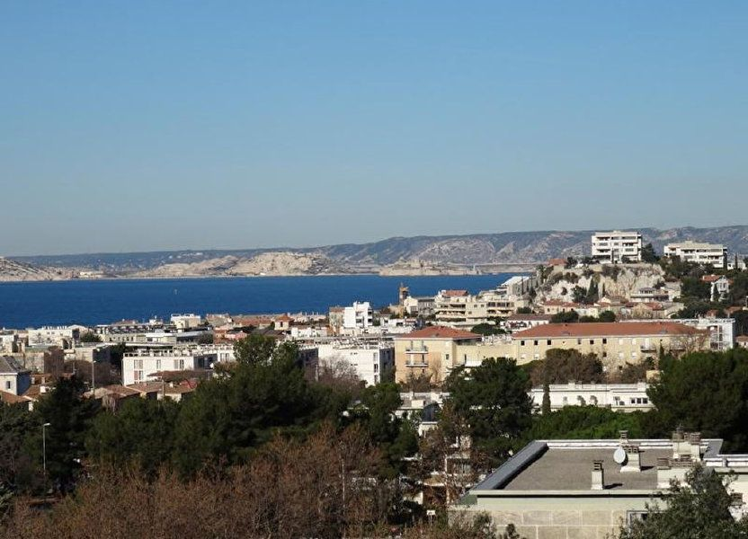 Appartement à louer 92.63m2 à Marseille 8