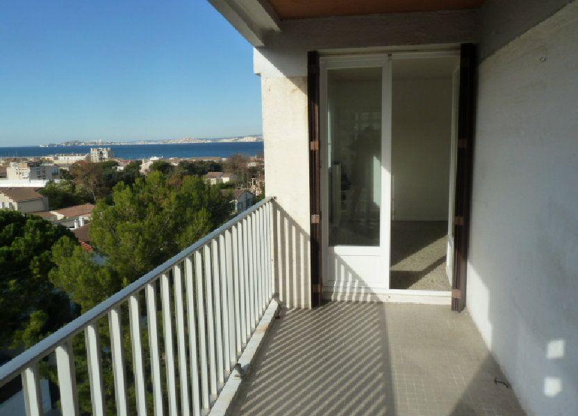 Appartement à louer 57.65m2 à Marseille 8
